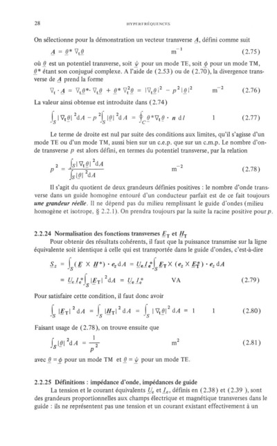 1 45 Hyperfrequences Te Volume Xiii Acceder Au Produit