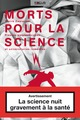 Morts pour la science  De Pierre Zweiacker - PPUR