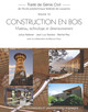 Construction en bois (TGC volume 13)  From Julius Natterer, Jean-Luc Sandoz and Martial Rey - PPUR