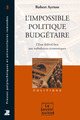 L'impossible politique budgétaire  From Robert Ayrton - PPUR