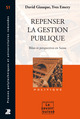 Repenser la gestion publique  From David Giauque and Yves Emery - PPUR