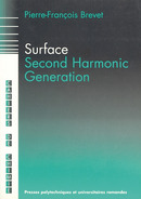 Surface Second Harmonic Generation  De Pierre-François Brevet - PPUR