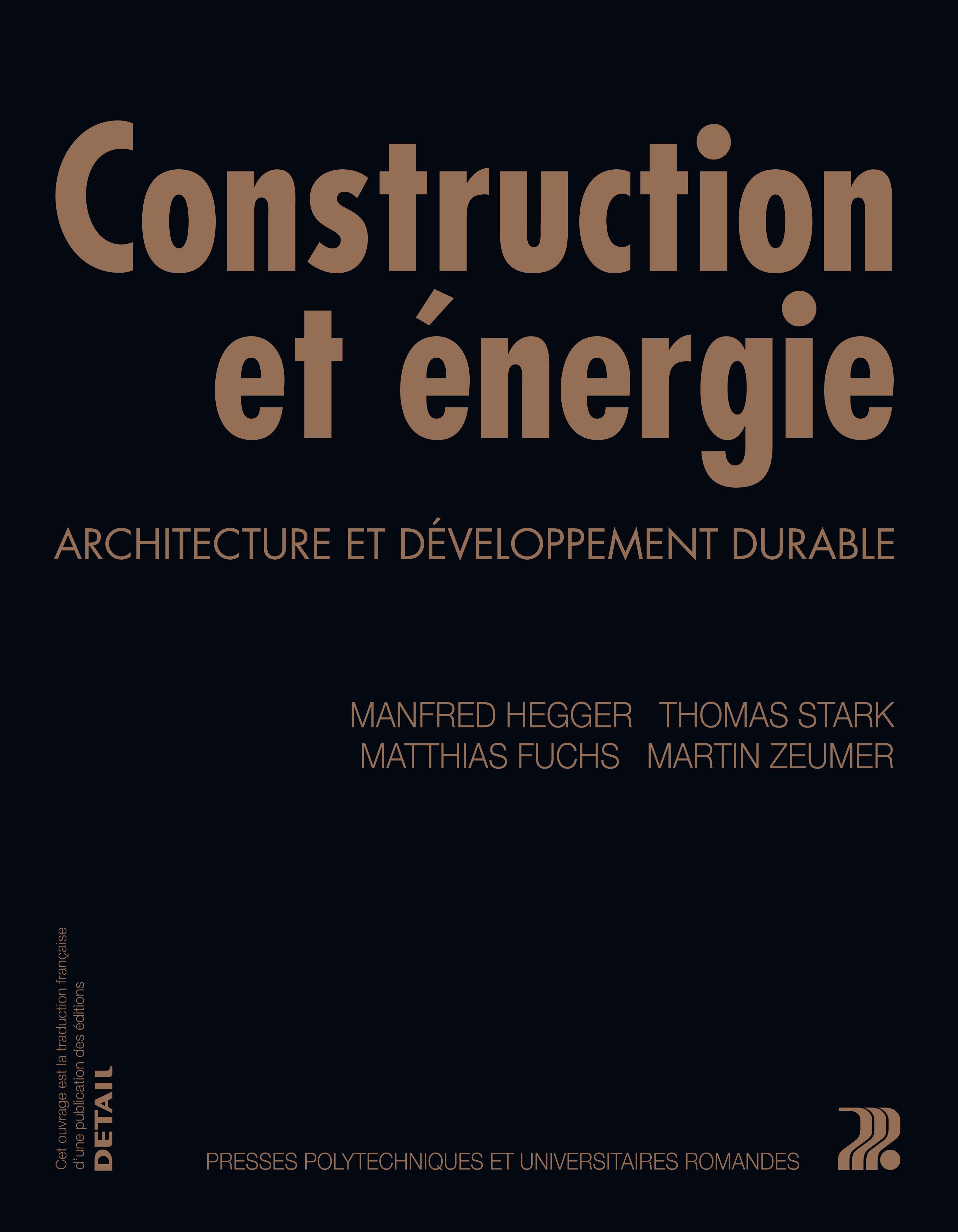 Presses polytechniques et universitaires romandes - Plafond livret developpement durable societe generale ...