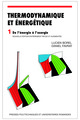Thermodynamique et énergétique (Volume 1)  From Lucien Borel and Daniel Favrat - PPUR