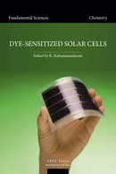 Dye-Sensitized Solar Cells   - EPFL Press