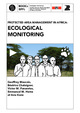 Ecological monitoring  From Geoffroy Mauvais, Béatrice Chataigner, Victor M. Panaretos, Emmanuel M. Hema and Inza Kone - PPUR