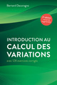 Introduction au calcul des variations  From Bernard Dacorogna - PPUR