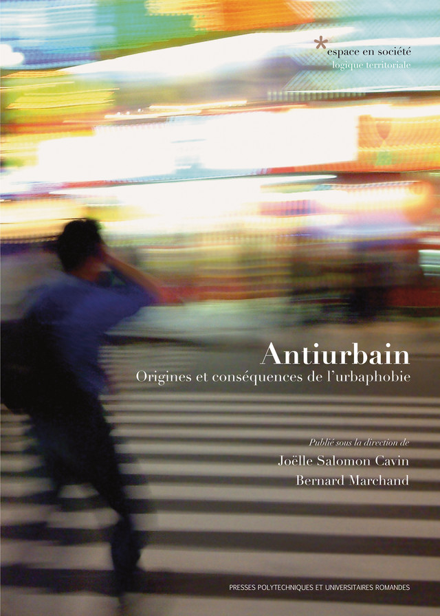Antiurbain  -  - EPFL Press