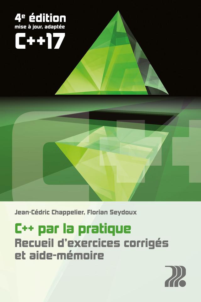 couverture du livre C++ par la pratique