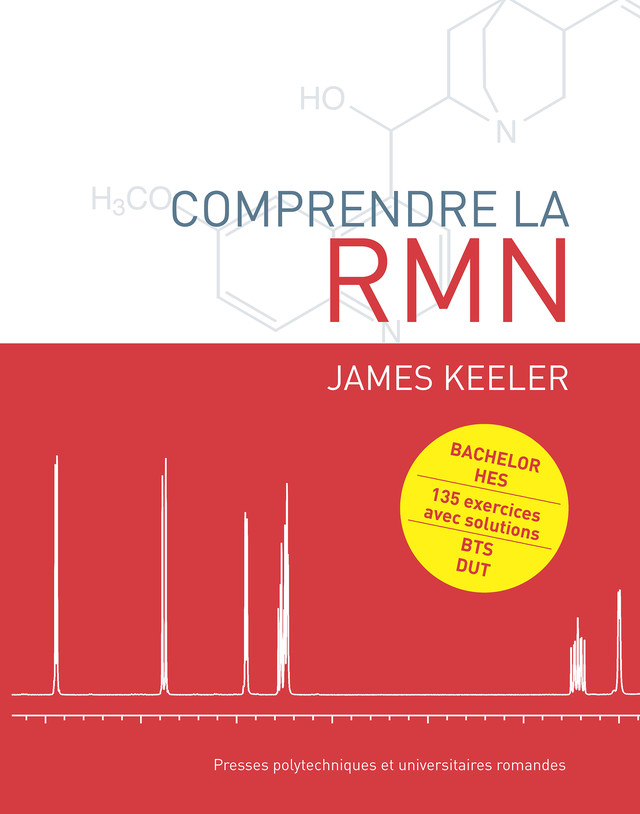 Comprendre la RMN  - James Keeler - EPFL Press