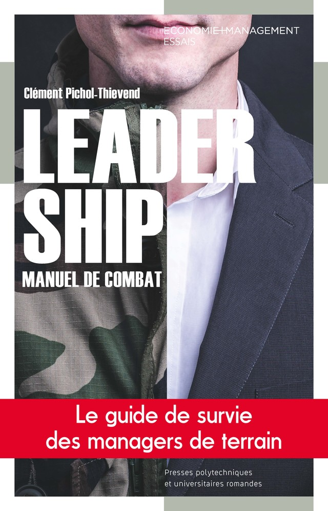 Leadership  - Clément Pichol-Thievend - EPFL Press