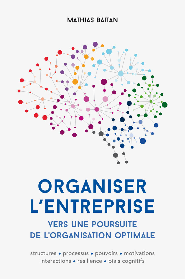 Organiser l'entreprise  - Mathias Baitan - EPFL Press