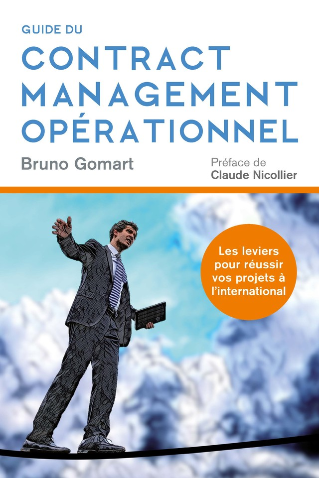 Guide du contract management opérationnel  - Bruno Gomart - EPFL Press