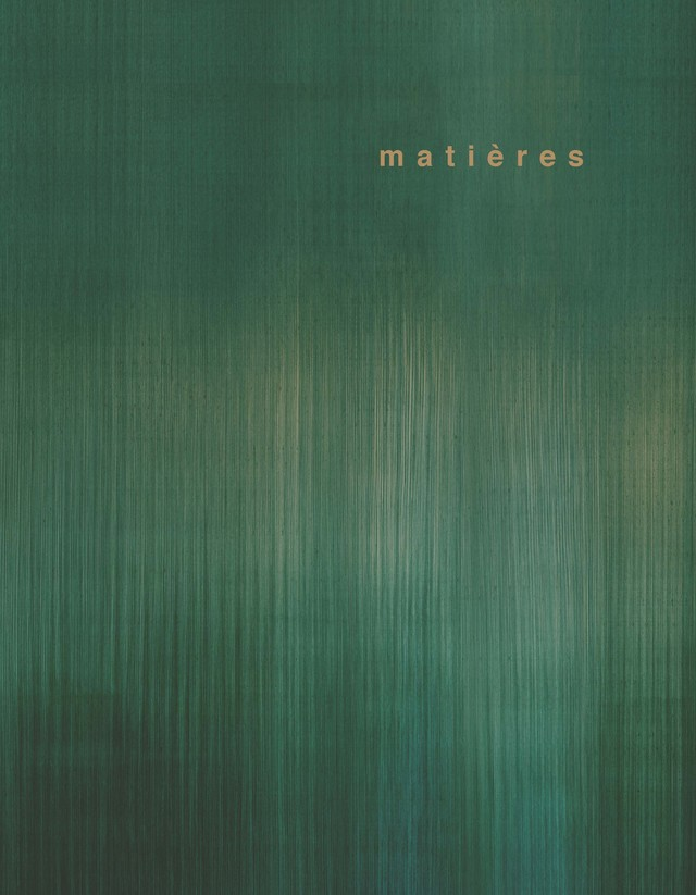 matières 15  - Bruno Marchand - PPUR